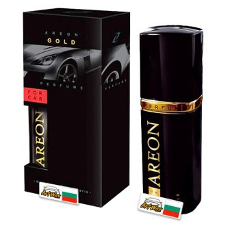 Areon Perfume Para Carro - For Car Gold 50ml