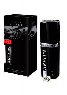 Areon Perfume Para Carro - For Car Silver 50ml