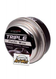 Autoamerica cera de carnaúba triple Paste Wax 300g