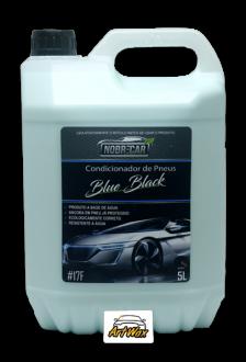 Blue Black Condicionador de Pneus Nobre Car 5L