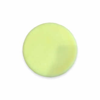 """Boina 7,5""""Espuma Amarela Refino Buff And Shine - Com Anel Centralizador"""