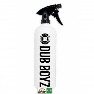 Borrifador Preto ALLBK Com Resistência Quimica 800ml Dub Boyz