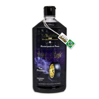 Cadillac - Black Magic gel de pneu 500ml