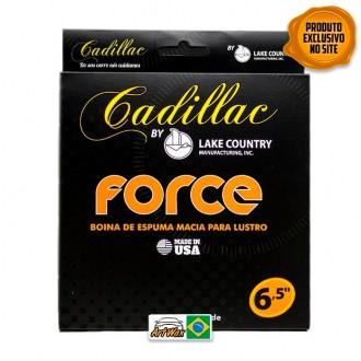 "Cadillac Boina de Espuma Force Macia 6,5"" Lustro"