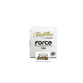 Cadillac Boina de Espuma Force Media Branca 3,5