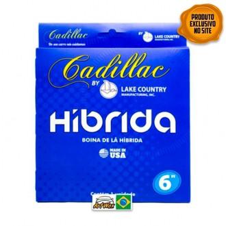 """Cadillac Boina de Lã Hibrida 6"""""""