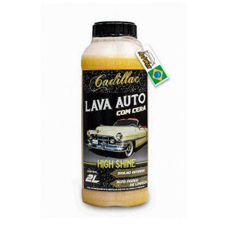 Cadillac Lava Autos High Shine com Cera 2L
