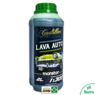 Cadillac Lava Autos Monster 2L  1:300L