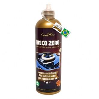 Cadillac Risco Zero 500ml - Composto Polidor Agressivo