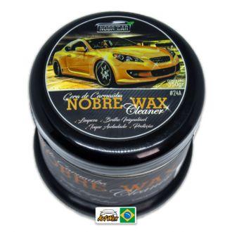 Cera Limpadora Wax Cleaner Nobre Car 350gr