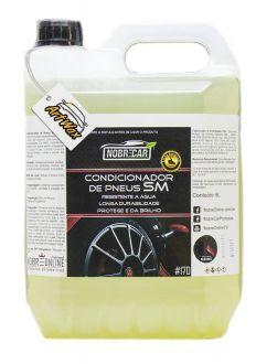 Condicionador de Pneus SM Nobre Car 5L