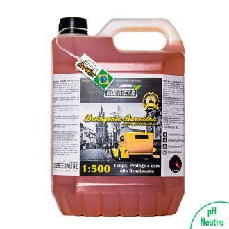 Detergente Baunilha 1:500 Nobre Car 5 Litros