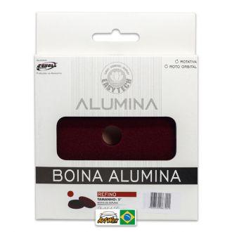 "Easytech Boina Alumina Refino 140mm 5"""