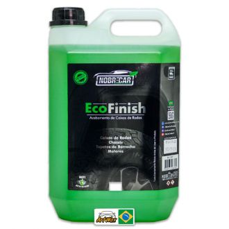 Eco Finish Acabamento pós lavagem Nobre Car 5L
