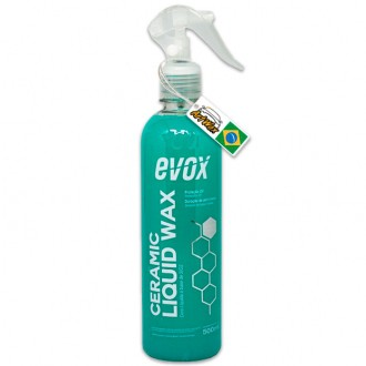 Evox Ceramic Liquid Wax 500ml - Cera Liquida a Base de SiO2