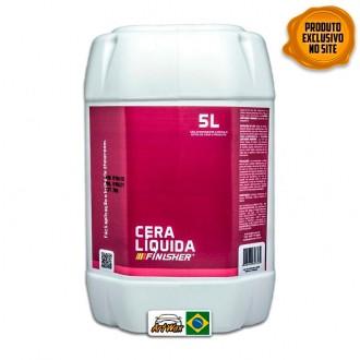 Finisher Cera Líquida 5L