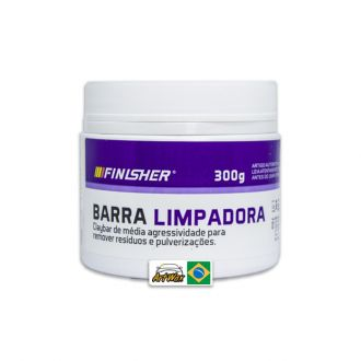 Finisher Clay Bar 200g   +100g Grátis