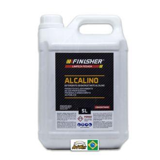 Finisher Desincrustante Alcalino 5l