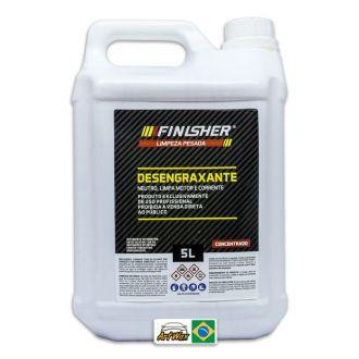 Finisher Detergente Desengraxante Neutro 5L