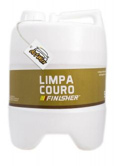 Finisher Limpa Couro 5L