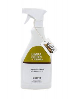 Finisher Limpa Couro Spray - 500ml