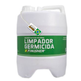 Finisher Limpador Germicida 5L