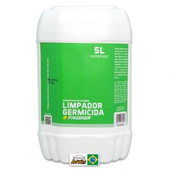 Finisher Limpador Germicida 5L