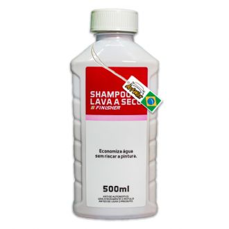Finisher Shampoo Lava a Seco 500 ml