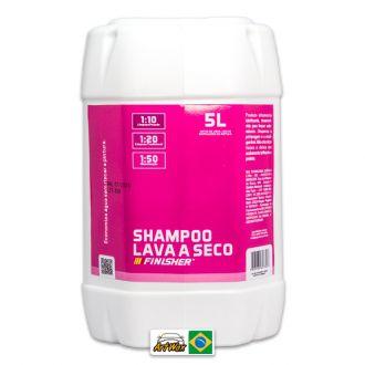 Finisher Shampoo Lava a Seco 5L
