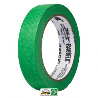 Fita Crepe Verde Alta Performance 24mmx40m Rapifix