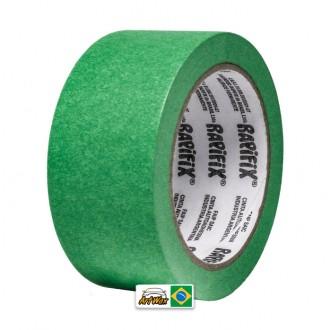 Fita Crepe Verde Alta Performance 48mmx40m Rapifix
