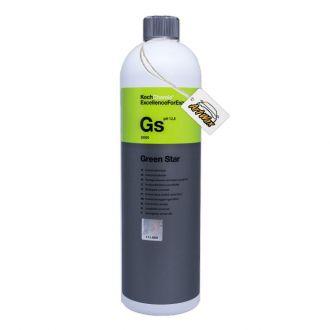 Green Star GS 1L APC Alcalino Para Limpeza Interna Concentrado Koch Chemie