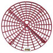 Grelha Separadora de Particulas Vermelha Avulsa Detailer