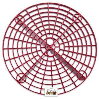 Grelha Separadora de Particula Vermelha Avulsa Detailer