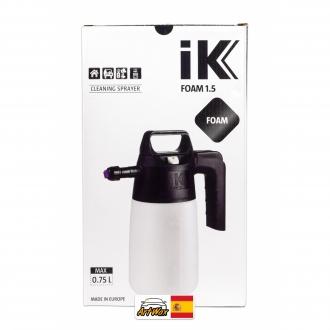 IK Foam 1,5 Pulverizador Gerador de Espuma Resistente a Ácidos - Com Troca de Bico