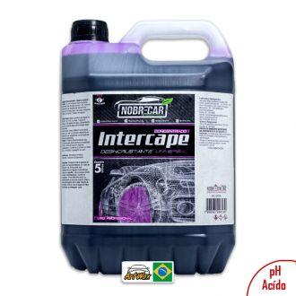 Intercape Limpa Alumínio Nobre Car 5L