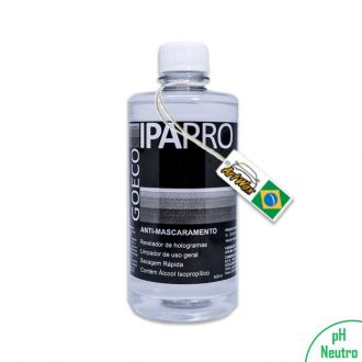IPA Pro 500ml Anti Mascaramento Com Álcool Isopropilico Go Eco Wash
