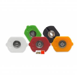 Jogo de 5 Bicos Para Lavadora de Alta Pressão 4000 PSI Sigma Tools