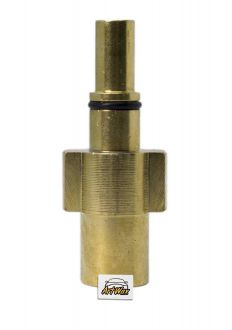 Kers Adaptador Para Canhão de Espuma Serie Black & Deck MO-114