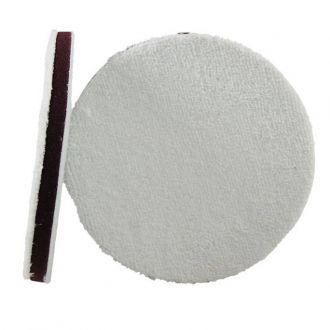 Kers Boina de Microfibra Roxa (corte) 6´´