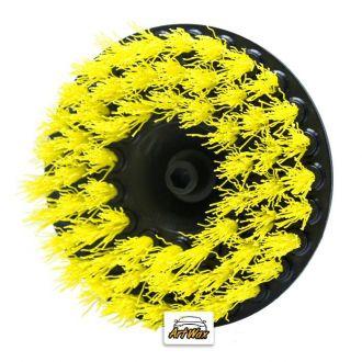 Kers Escova Amarela Agressiva Drill - Parafusadeira/Furadeira