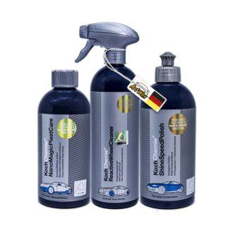 Kit Acabamento Externo - Koch Chemie