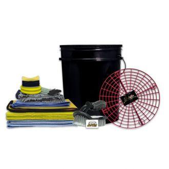 Kit Acessórios Lavagem Detailer Hobbista