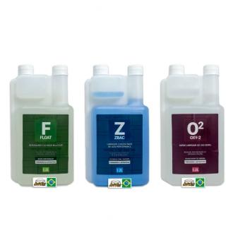 Kit Easytech Higienização Interna 1,2L