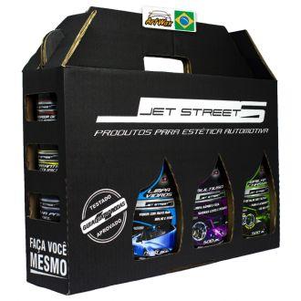 Kit Jet Hobby - 9 Itens Jet Street