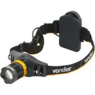 Lanterna Para Cabeça Super Led Vonder