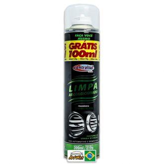 Limpa Ar Condicionado Centralsul 300ml Carro Novo