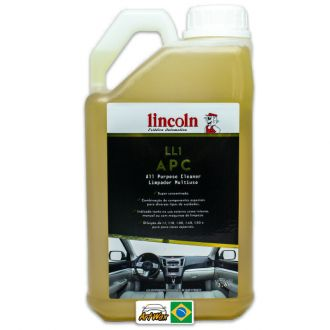 Lincoln LL1 APC Limpador Multiuso Concentrado - 3.6L