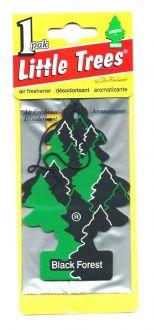 Little Trees Black Forest - Aromatizantes Pinheirinho