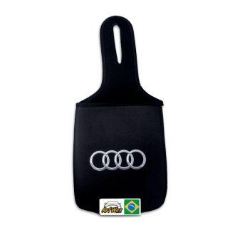 Lixeira Automotiva Neoprene Audi